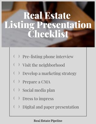 REPL Listing Presentation Checklist (2)