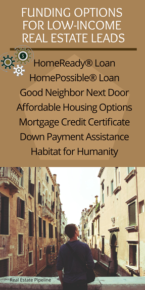 REPL- Low Income Financing