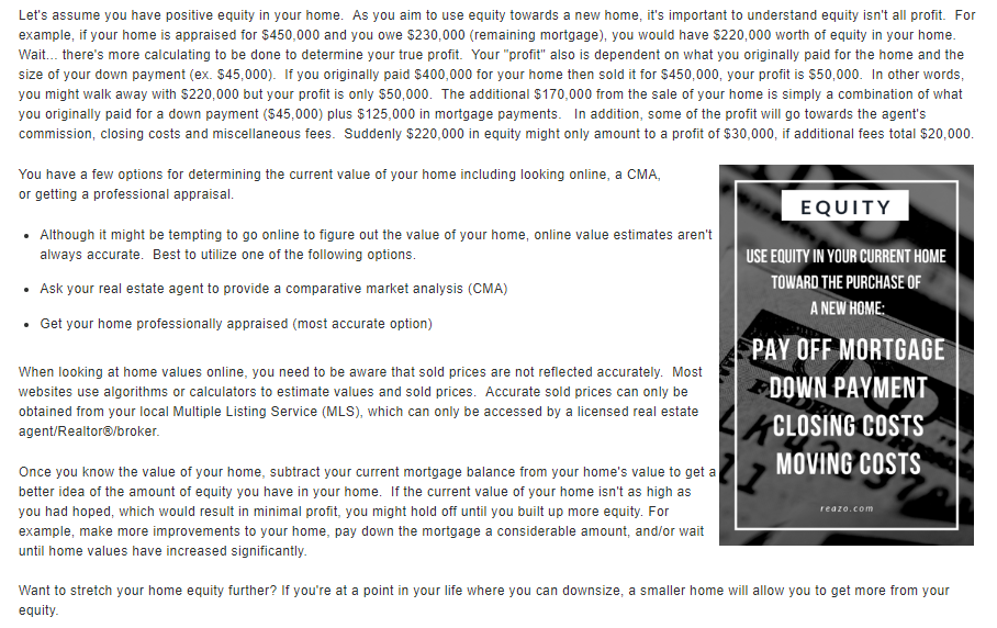 Reazo, equity image in blog article-1